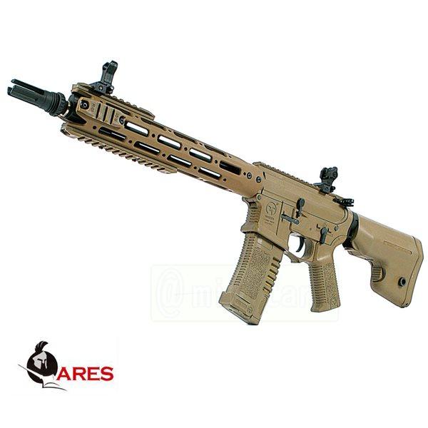 ARES コンバットギア タクティカルライフル ロング [AM-009] ダークアース サバゲー,サバイバルゲーム,ミリタリー