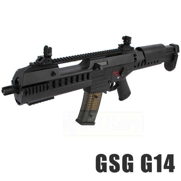 GSG G14 電動ブローバック BK サバゲー,サバイバルゲーム,ミリタリー