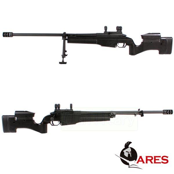 ARES SAKO TRG-42 ガス式 ボルトアクションスナイパーライフル BK