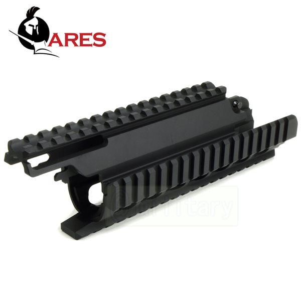 ARES VZ-58用 メタル タクティカルハンドガード サバゲー,サバイバルゲーム,ミリタリー