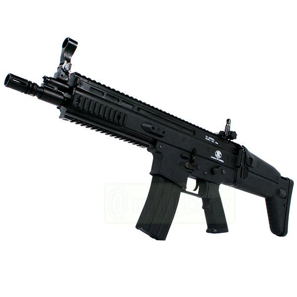 Classic Army (クラシックアーミー) スポーツライン FN SCAR-L 電動ガン ブラック サバゲー,サバイバルゲーム,ミリタリー