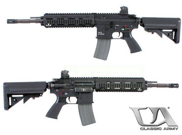 Classic Army 【クラシックアーミー】 CA416 【HK416】 AEG サバゲー,サバイバルゲーム,ミリタリー