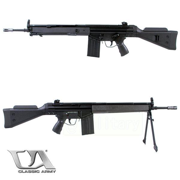 1000円OFFクーポン配布中★★ Classic Army 【クラシックアーミー】 SAR - Taktik Rifle II【G3 SG-1】 AEG