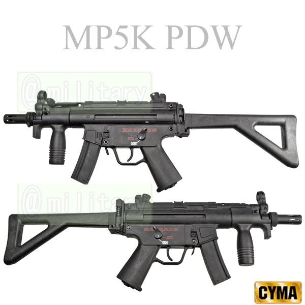 1000円OFFクーポン配布中★★ CYMA MP5K PDW スタンダード電動シリーズ