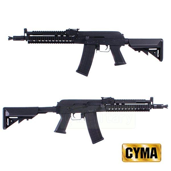 CYMA AK アサルト タクティカル ブラック [CM040I] AEG サバゲー,サバイバルゲーム,ミリタリー