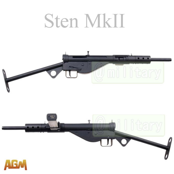 Winter fair★ AGM Sten MkII 【フルメタル】 AEG