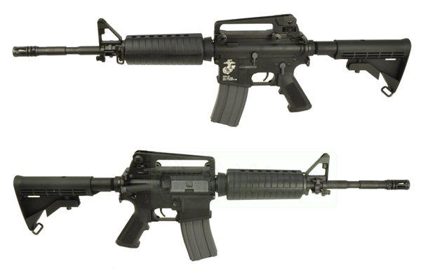 KWA M4A1 メタルボディ USMC刻印ver サバゲー,サバイバルゲーム,ミリタリー