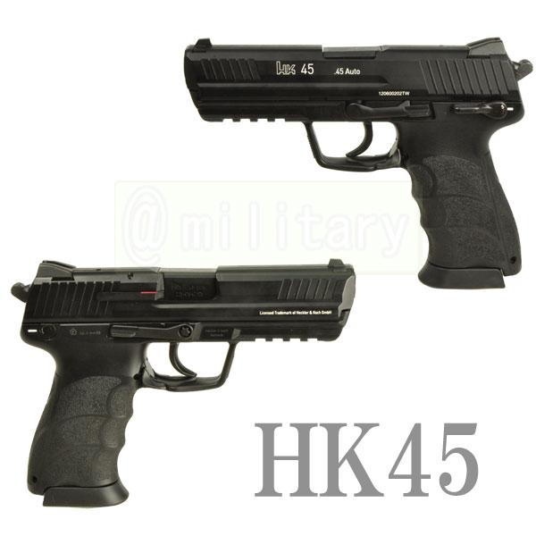 年末年始★サバゲ応援フェア♪ KWA HK45 メタルスライドver サバゲー,サバイバルゲーム,ミリタリー