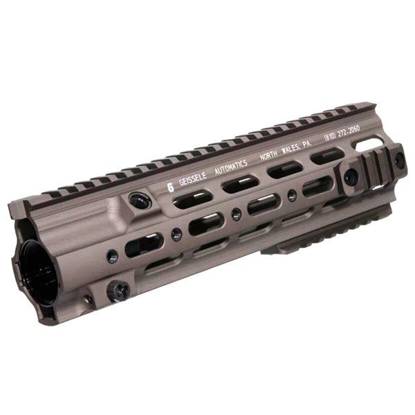 TASK FORCE (VFC) HK416用 GEISSELE タイプ SMR 10.5インチ ハンドガード for VFC HK416 デザートカラー サバゲー,サバイバルゲーム,ミリタリー