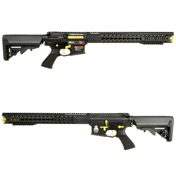 APS BOAR Defense Ambi ライフル 3Gunカスタム 電動ガン サバゲー,サバイバルゲーム,ミリタリー