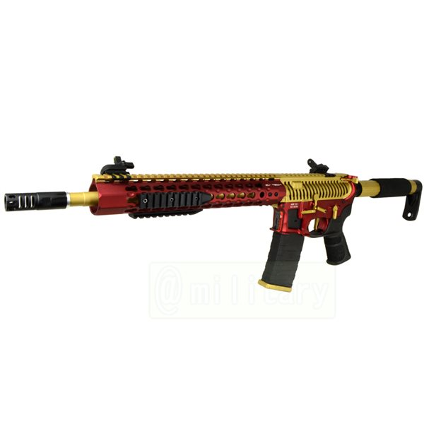 APS FMR MOD1 ライフル [ゴールドドラゴン] 電動ガン