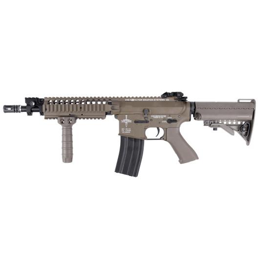メーカー協賛【サバゲー応援】 King Arms M4 VIS カービン 電動ガン デザートカラー