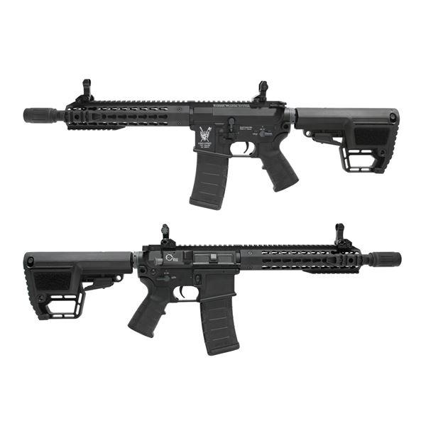 King Arms M4 TWS キーモッド CQB 電動ガン ブラック サバゲー,サバイバルゲーム,ミリタリー