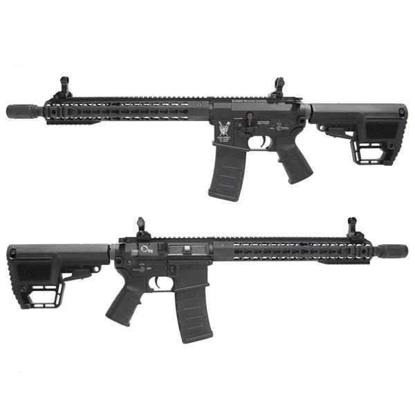 King Arms M4 TWS カービン 電動ガン ブラック