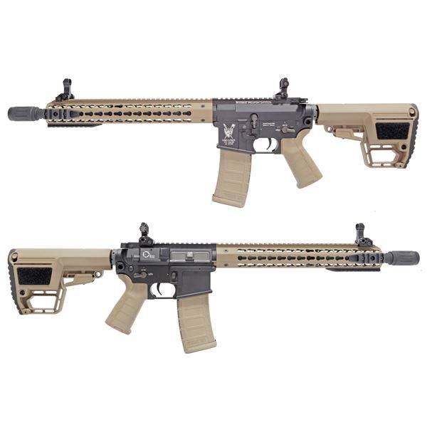 【オンラインショップ】 King Arms M4 King TWS Arms M4 カービン 電動ガン デザートカラー, かあちゃんのふとん:7fb41050 --- milklab.com