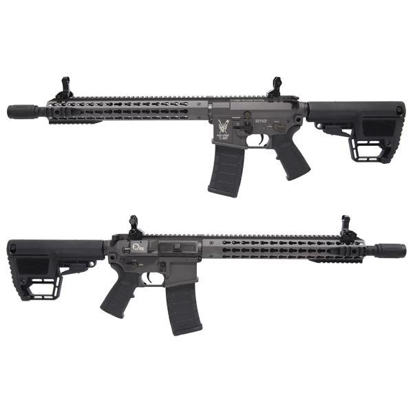 King Arms M4 TWS カービン 電動ガン グレー