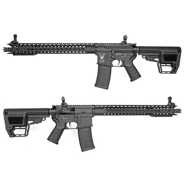 King Arms M4 TWS キーモッド ダイナソー 電動ガン ブラック