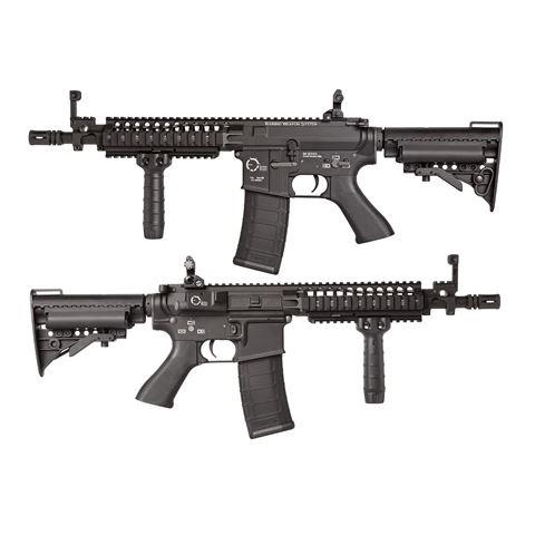 Winter fair★ King Arms TWS M4 VIS CQB 電動ガン ブラック