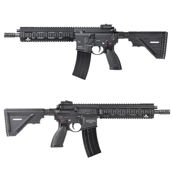 VFC /Umarex H&K HK416A5 GBBR ガスブローバック (JPver./HKライセンス) ブラック