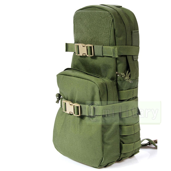 FLYYE MBSS Hydration Backpack OD サバゲー,サバイバルゲーム,ミリタリー