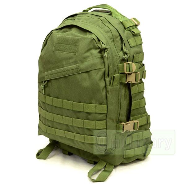 FLYYE MOLLE AIII Backpack OD サバゲー,サバイバルゲーム,ミリタリー