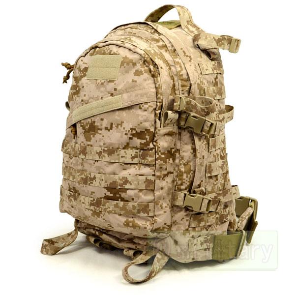 FLYYE MOLLE AIII Backpack AOR1 サバゲー,サバイバルゲーム,ミリタリー