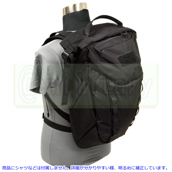 1000円OFFクーポン配布中★★ FLYYE Spear Backpack BK