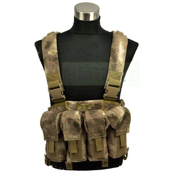 FLYYE LBT AK Tactical Chest Vest A-TACS サバゲー,サバイバルゲーム,ミリタリー