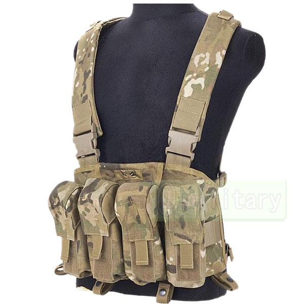 FLYYE LBT AK Tactical Chest Vest MC サバゲー,サバイバルゲーム,ミリタリー