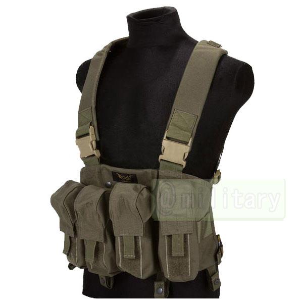 FLYYE LBT AK Tactical Chest Vest RG サバゲー,サバイバルゲーム,ミリタリー