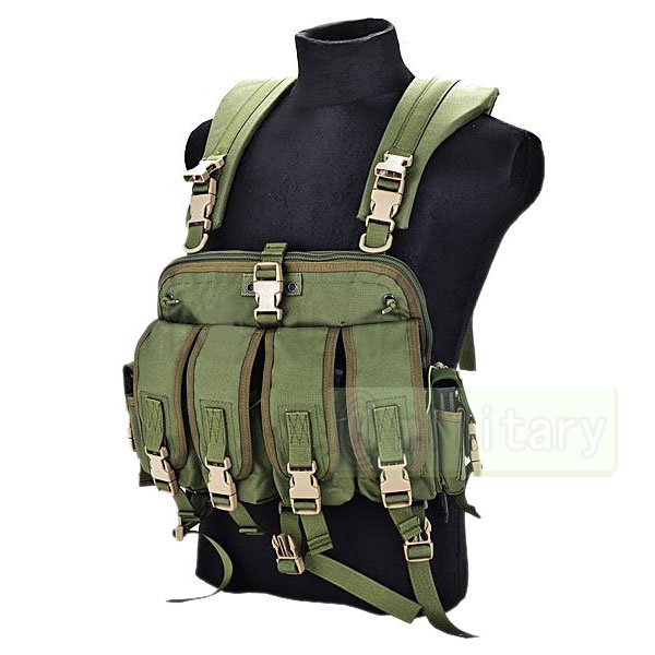 FLYYE Path-Finder Chest Harness OD