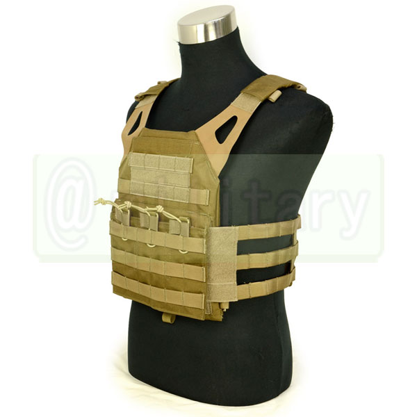 FLYYE Swift Plate Carrier Vest CB サバゲー,サバイバルゲーム,ミリタリー