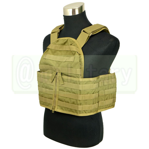 FLYYE Molle HPC Armor Vest KH サバゲー,サバイバルゲーム,ミリタリー