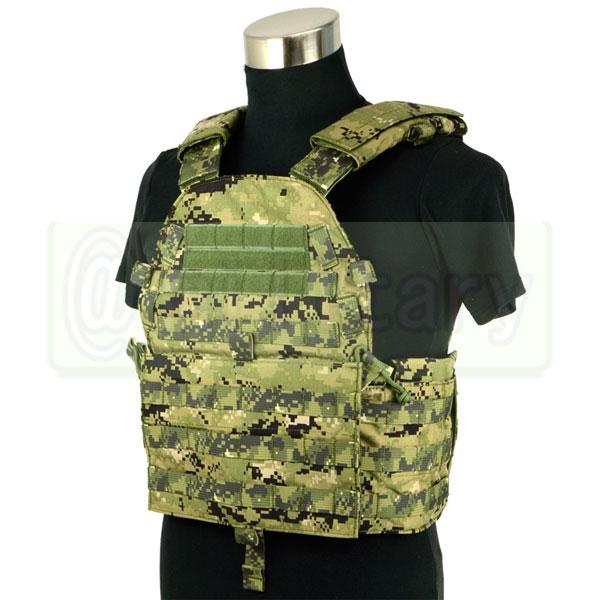 FLYYE MOLLE LT6094 Vest AOR2 サバゲー,サバイバルゲーム,ミリタリー