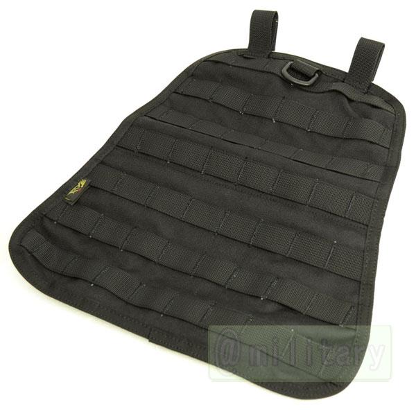FLYYE FAST EDC Pack Built-in Molle Panel Net Bag BG-A009 BK