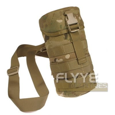 FLYYE Vertical-type bucket bag MC サバゲー,サバイバルゲーム,ミリタリー