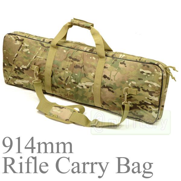 FLYYE 914mm Rifle Carry Bag MC サバゲー,サバイバルゲーム,ミリタリー