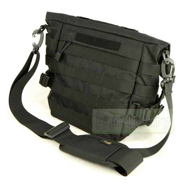 FLYYE Versatile Shoulder Accessories Bag BK サバゲー,サバイバルゲーム,ミリタリー