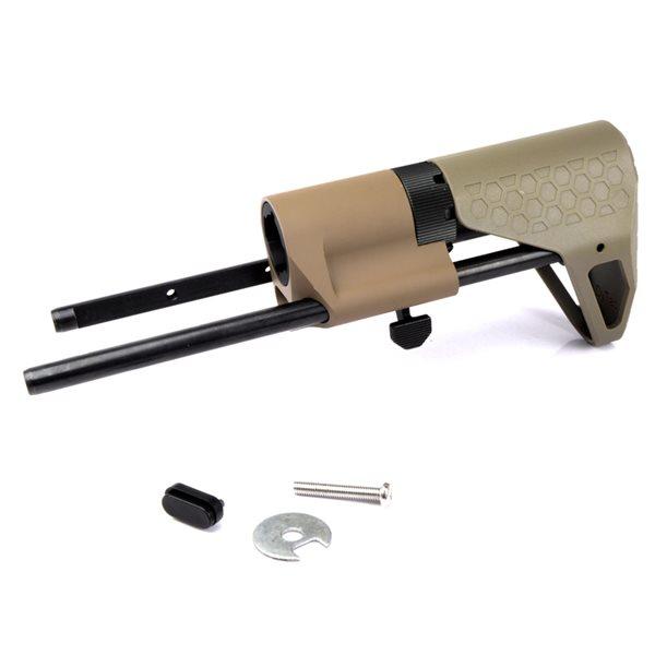 DYTAC EVO PDW ストック 電動M4用 デザートカラー