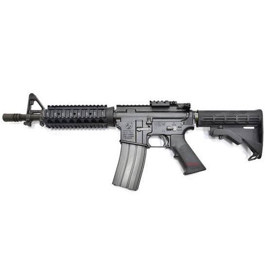 GHK M4 Ver2.0 Colt マーキング 10.5インチ ガスブローバック ライフル (Colt licensed) サバゲー,サバイバルゲーム,ミリタリー