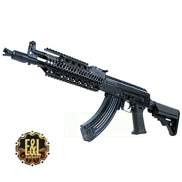 E&L AIRSOFT AK104 PMC-C サバゲー,サバイバルゲーム,ミリタリー