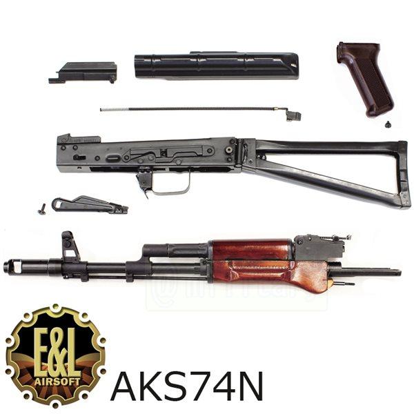 E&L AIRSOFT AKS-74 コンバージョンキット サバゲー,サバイバルゲーム,ミリタリー