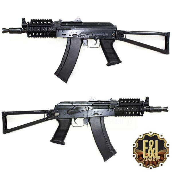 E&L AIRSOFT AKS-74UN タクティカル MOD A [Samsonライセンス ハンドガード]