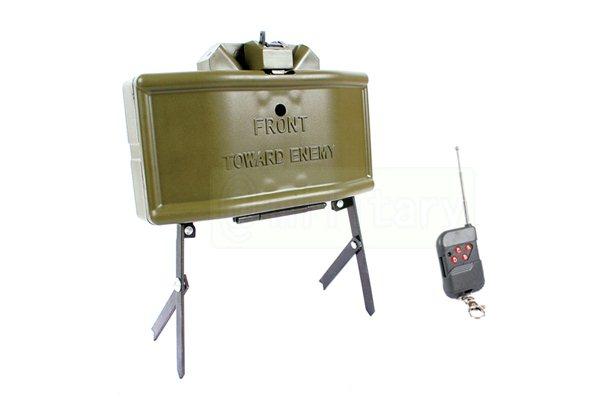 無線リモコン式 M18A1 タイプ BB クレイモア サバゲー,サバイバルゲーム,ミリタリー