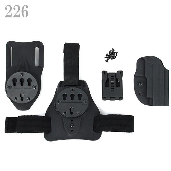 TMC 226 カイデックス ホルスター セット ブラック サバゲー,サバイバルゲーム,ミリタリー