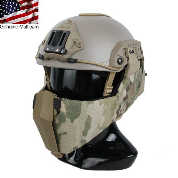 TMC アンダー ハーフ フェイスマスク for OC Highcut ヘルメット 【Multicam