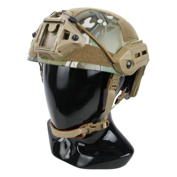 TMC MK [M-LOK対応レール装備] ヘルメット 【Multicam