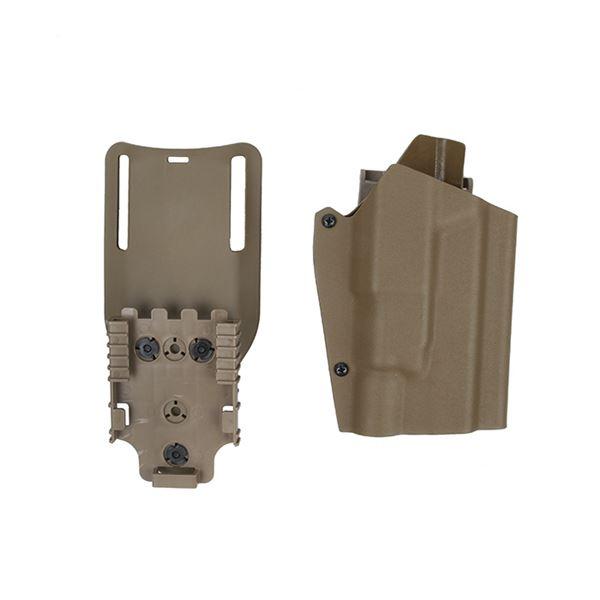 TMC X300 タイプ ライト コンパチブル For GBB Glock デザートカラー サバゲー,サバイバルゲーム,ミリタリー