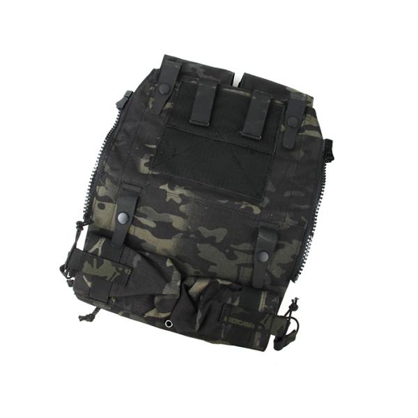 TMC ポーチ ジップパネル NG Version 【Multicam Black