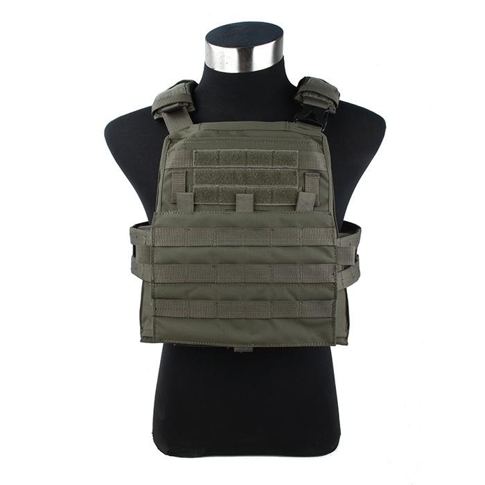 TMC MBAV(Modular Body Armor Vest) SMALL Size アダプティブ ベスト レンジャーグリーン サバゲー,サバイバルゲーム,ミリタリー